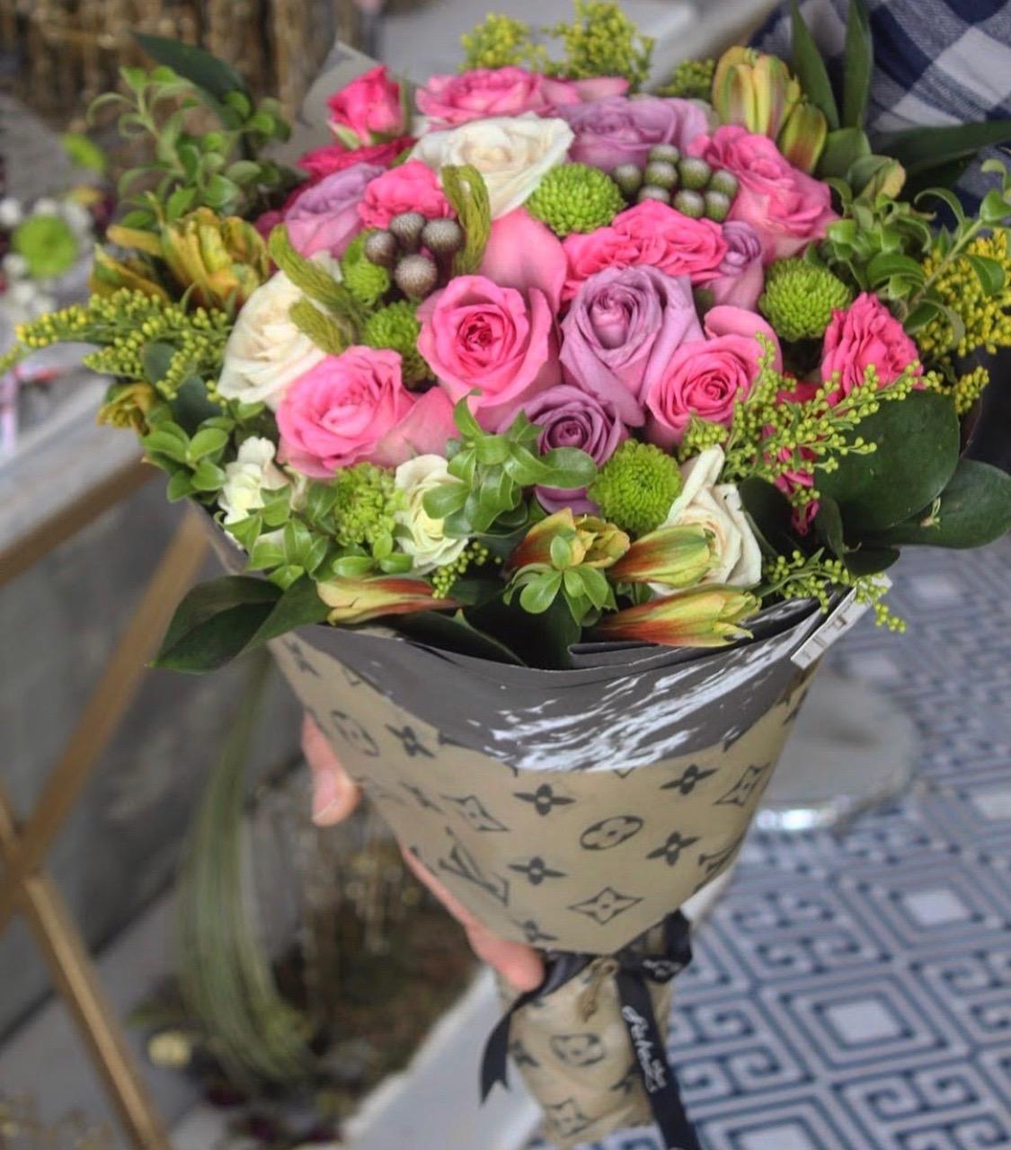 ال ڤي بوكيه 'باقة زهور'