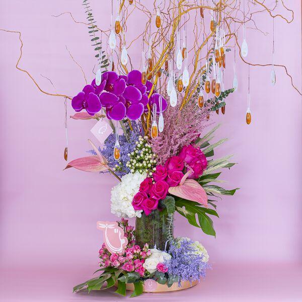 Honey Tree (XXL) 'Bouquets'