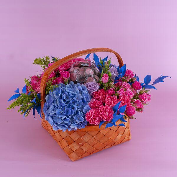 تيناز باقة زهور