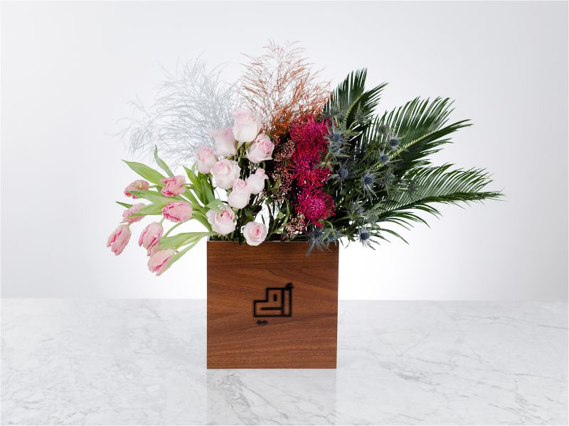 OMI 1 'Flower with Base'