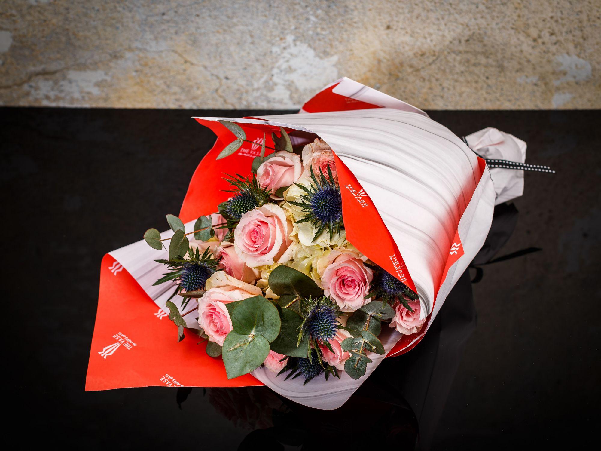THE VASE MARPLE MIX Bouquets