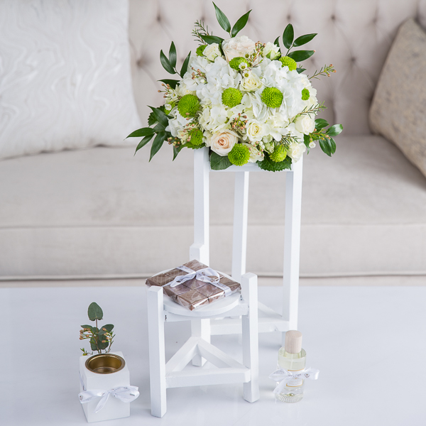 Sofia Flower with Base