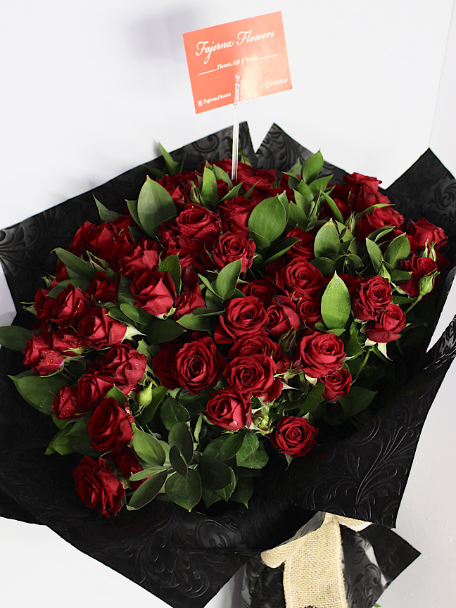 Red Baby Rose 'Bouquets'