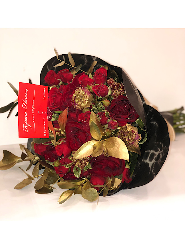 Royal Red Bouquets