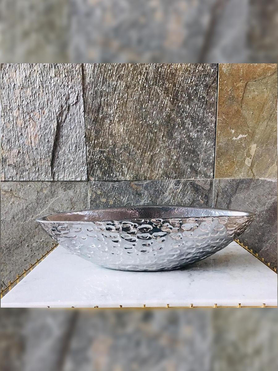 Jard  torro  silver - 2 Pots & Vases