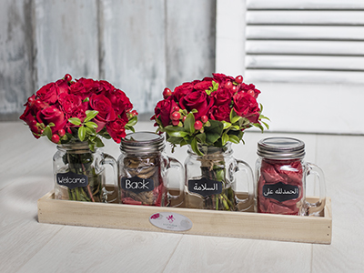 Love In Jars Welcome back