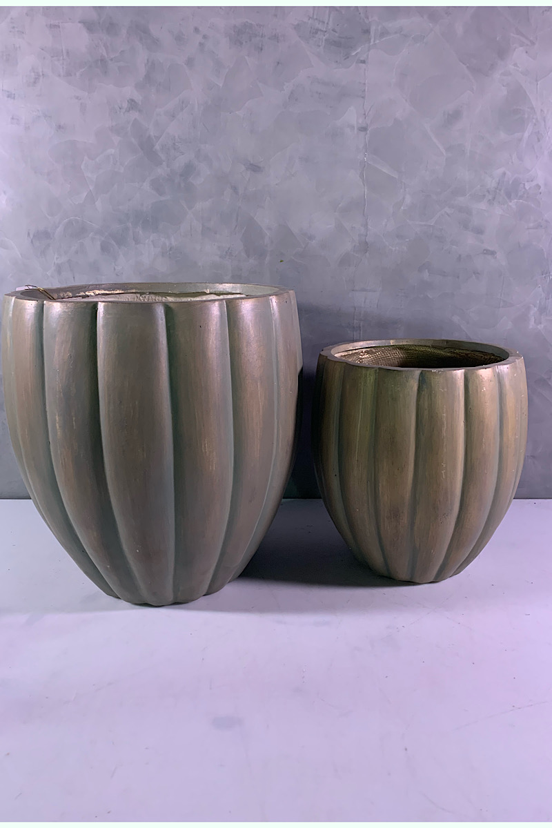 Goldish Dua Pots & Vases