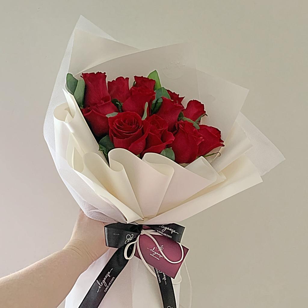 Simple Love Bouquet Bouquets