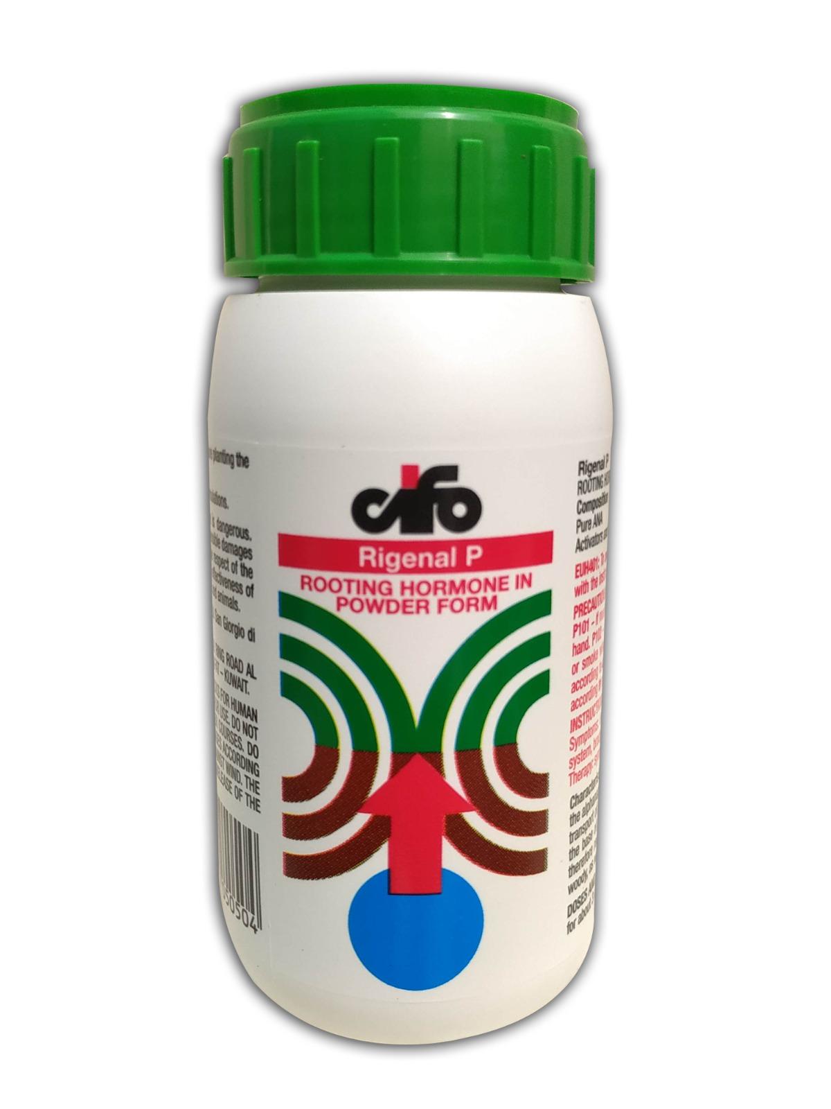 Rigenal P Rooting Hormone 'Soil Fertilizer Pesticide'