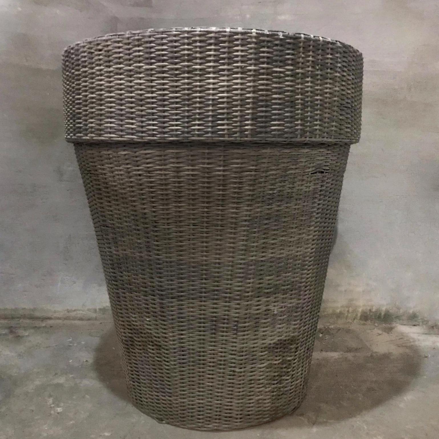 Pot Bali Marron 110x130 Pots & Vases