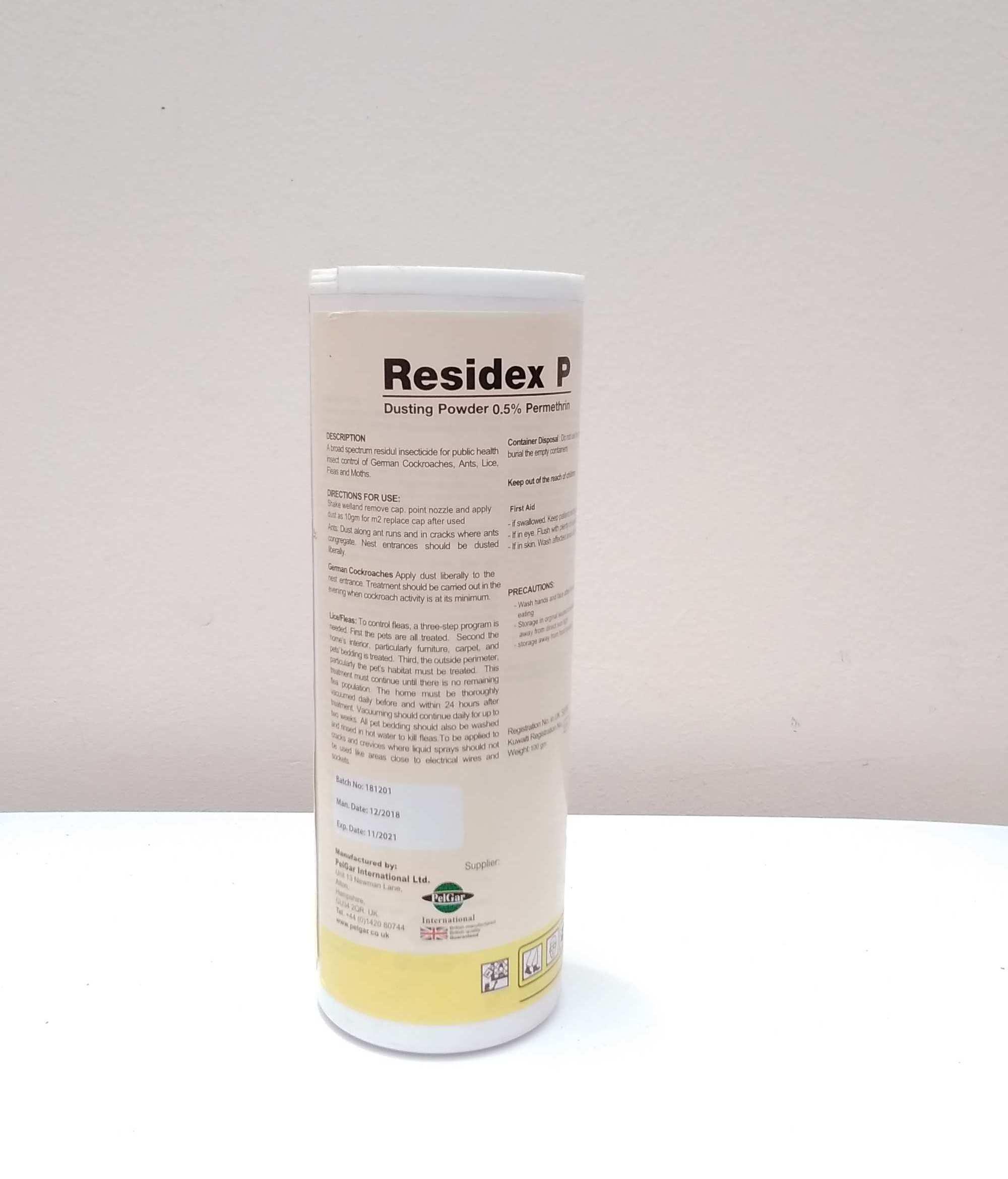 Residex P 'Soil Fertilizer Pesticide'