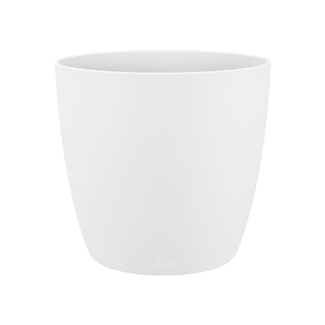 وعاء بروسلز دائري صغير - أبيض 'أواني و مزهريات'