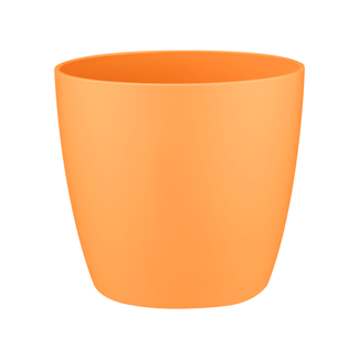 وعاء بروسلز - برتقالي 'أواني و مزهريات'