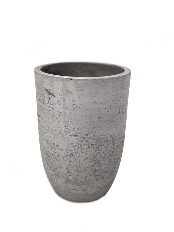 Rd.Ro-Cement Plain Natural Small Pots & Vases
