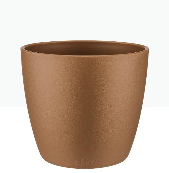 Brussels Round Mini Pot - Velvet Gold 'Pots & Vases'
