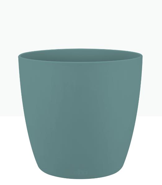 Brussels Round Pot - Vintage Blue 'Pots & Vases'