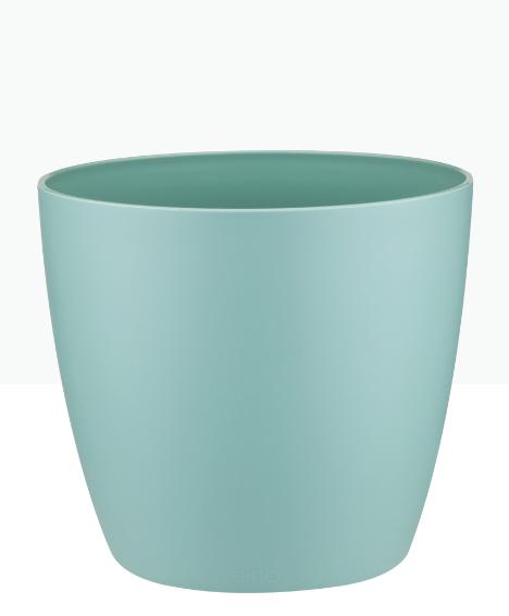 Brussels Round Pot - Mint 'Pots & Vases'