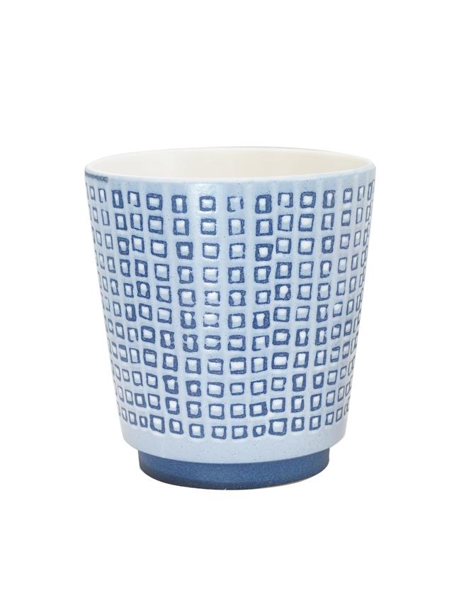 Ceramic Pot 25cm - VO-24-300 H26 Pots & Vases