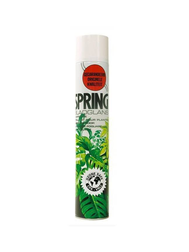 سبرينج تألق الأوراق مبيدات سماد التربة