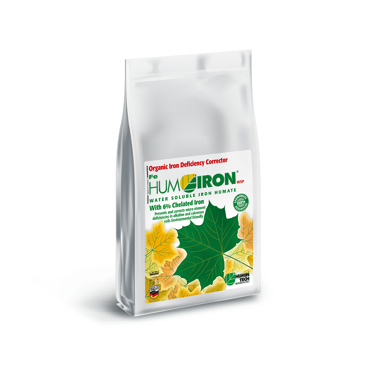 HUMIRON WSP-6 'Soil Fertilizer Pesticide'