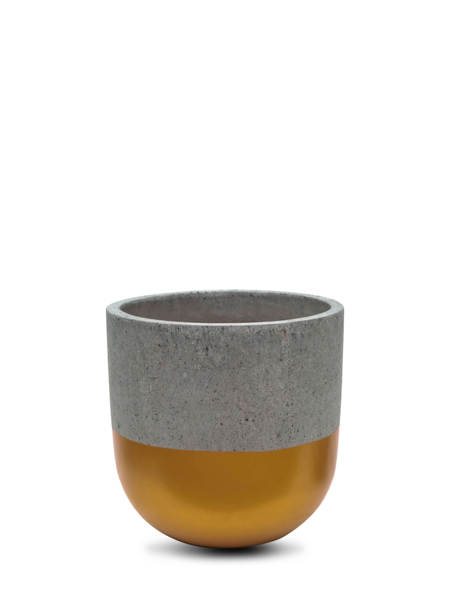 BTM Pot Gold (30 cm) Pots & Vases