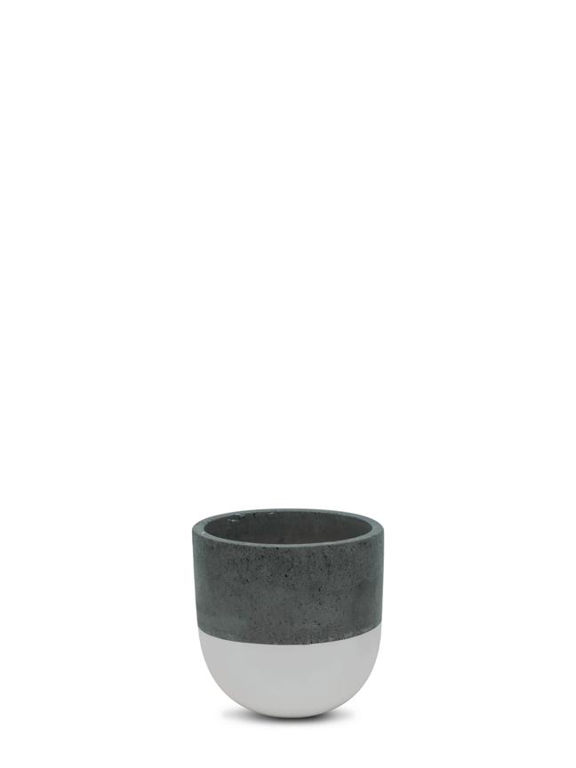 BTM Pot White (20 cm) Pots & Vases
