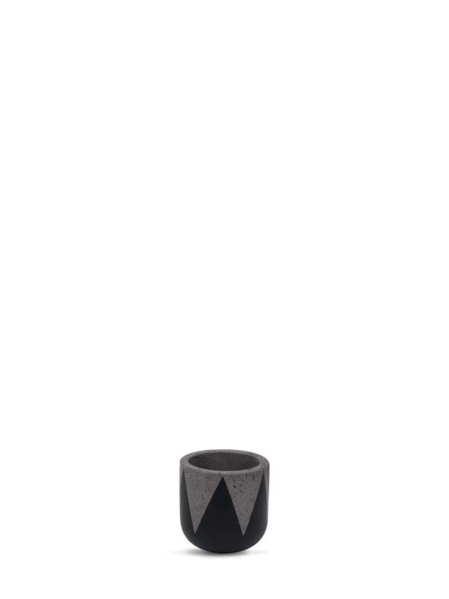 Crown Black (12 CM) 'Pots & Vases'