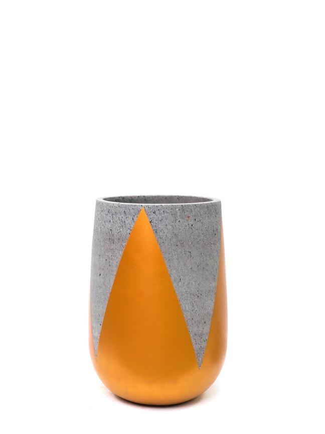 Crown Gold (35*23 CM) 'Pots & Vases'