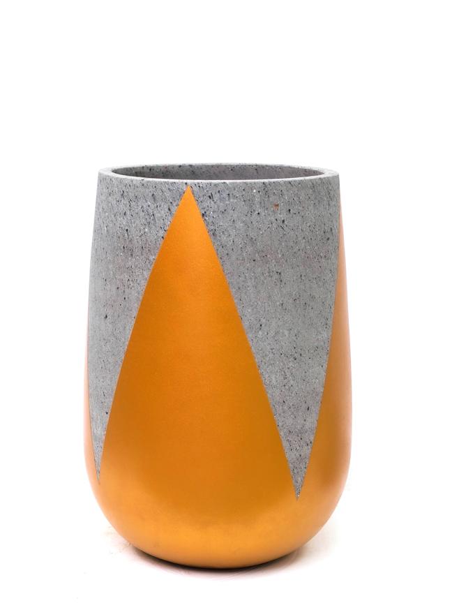 Crown Gold (50*30 CM) 'Pots & Vases'