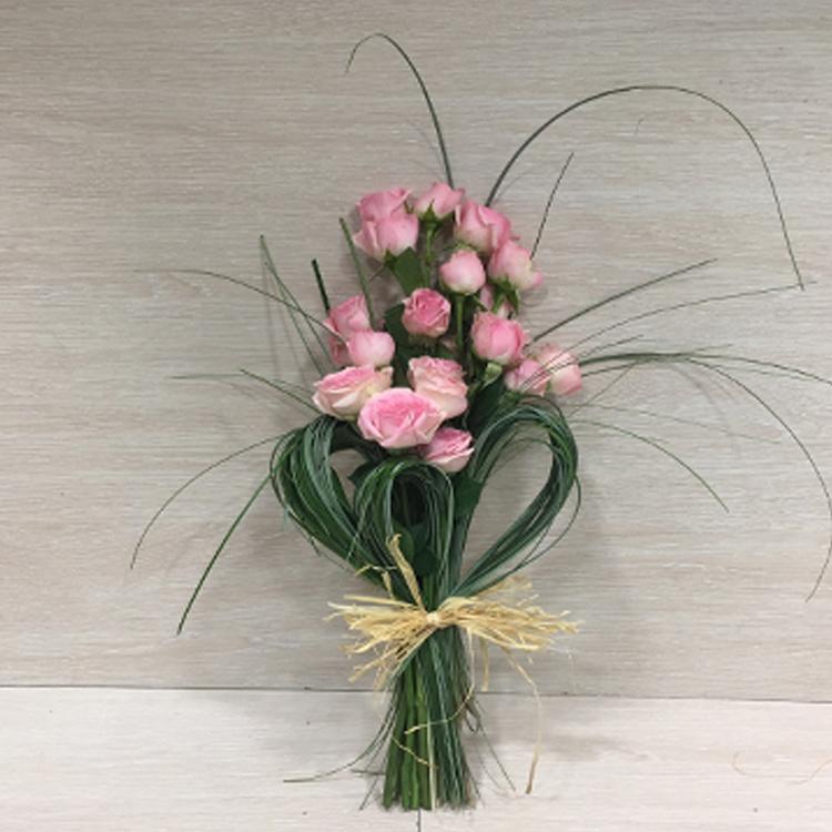Pink Grass  'Bouquets'