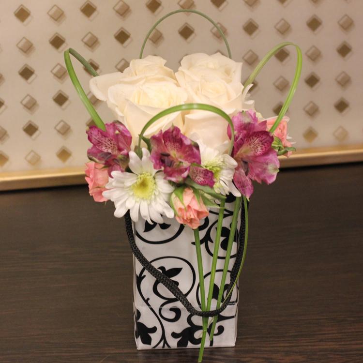 Art Bag 'Bouquets'