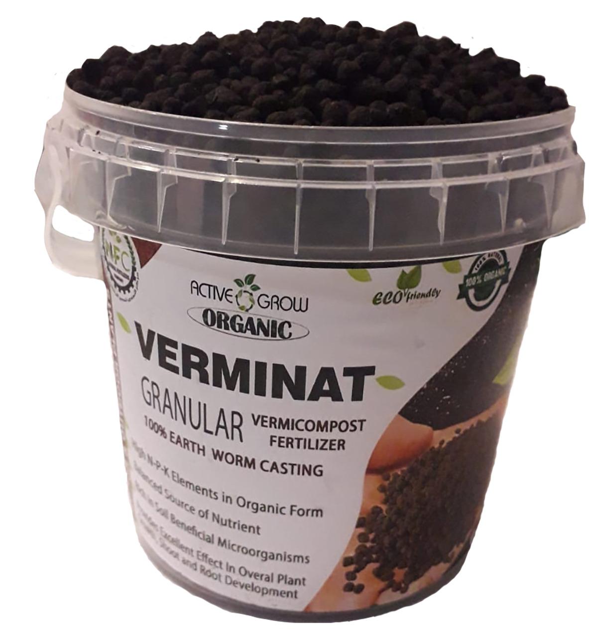 granular vermicompost fertilizer Soil Fertilizer Pesticide