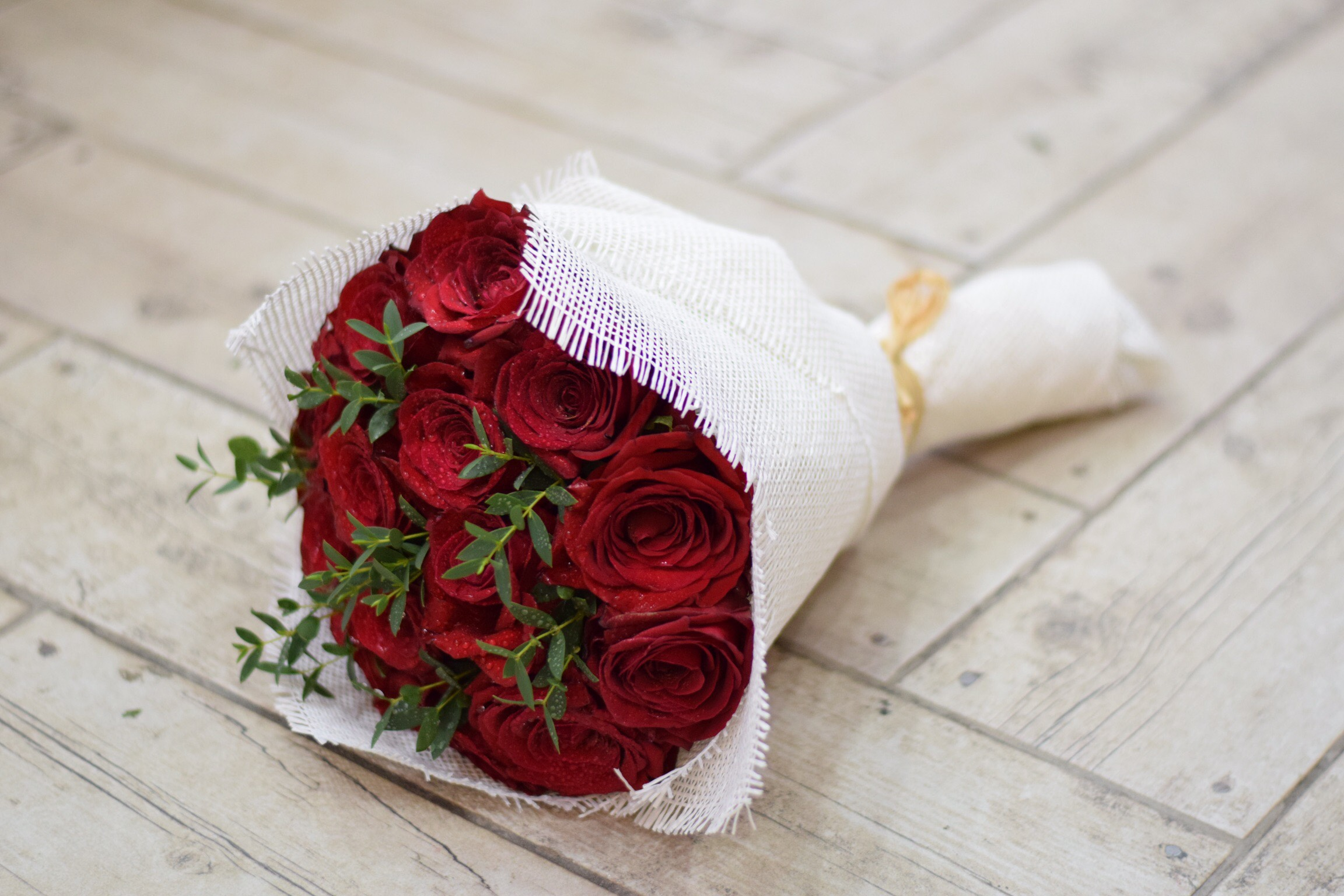 Flower Bouquet - Red 'Bouquets'