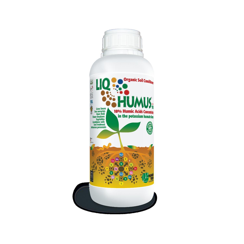 LIQHUMUS® Liquid 18 'Soil Fertilizer Pesticide'