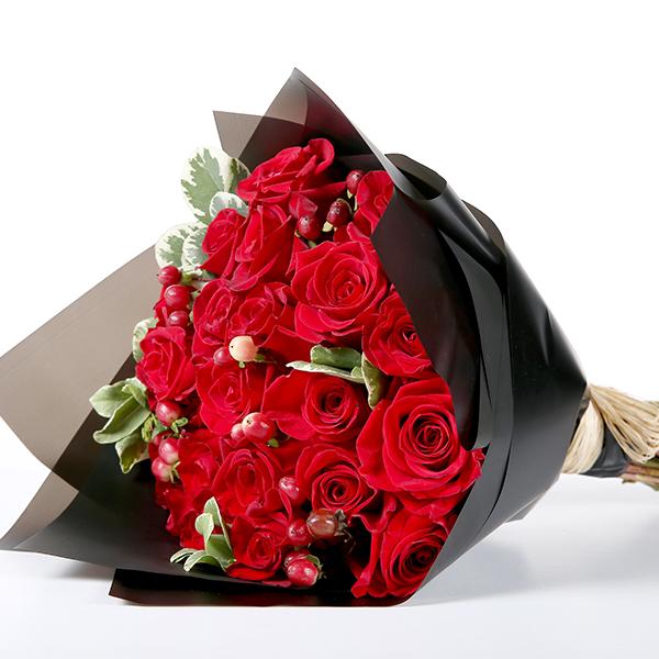 Flower Bouquet - Red Bouquets