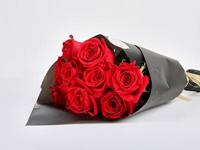 بوكيه جوري - أحمر 'باقة زهور'