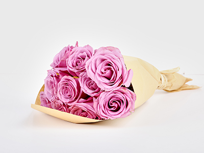 Cool Water  Roses  Small   Bouquets