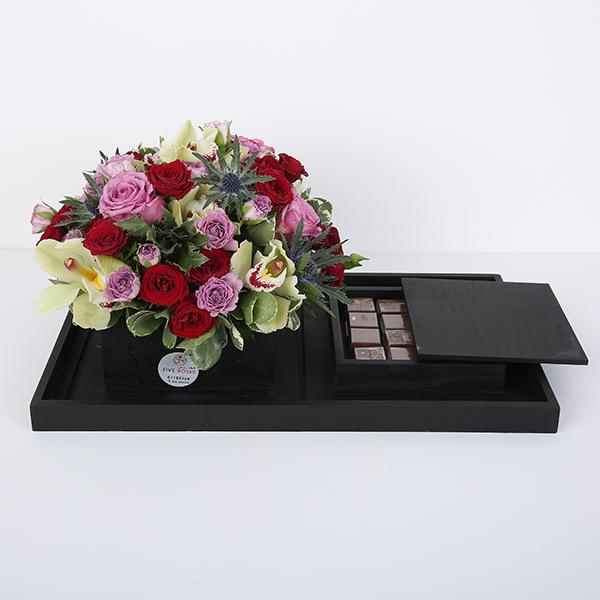 Black Boxes 'Bouquets'