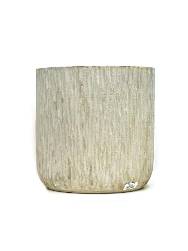 Pia pot grey 40 Pots & Vases