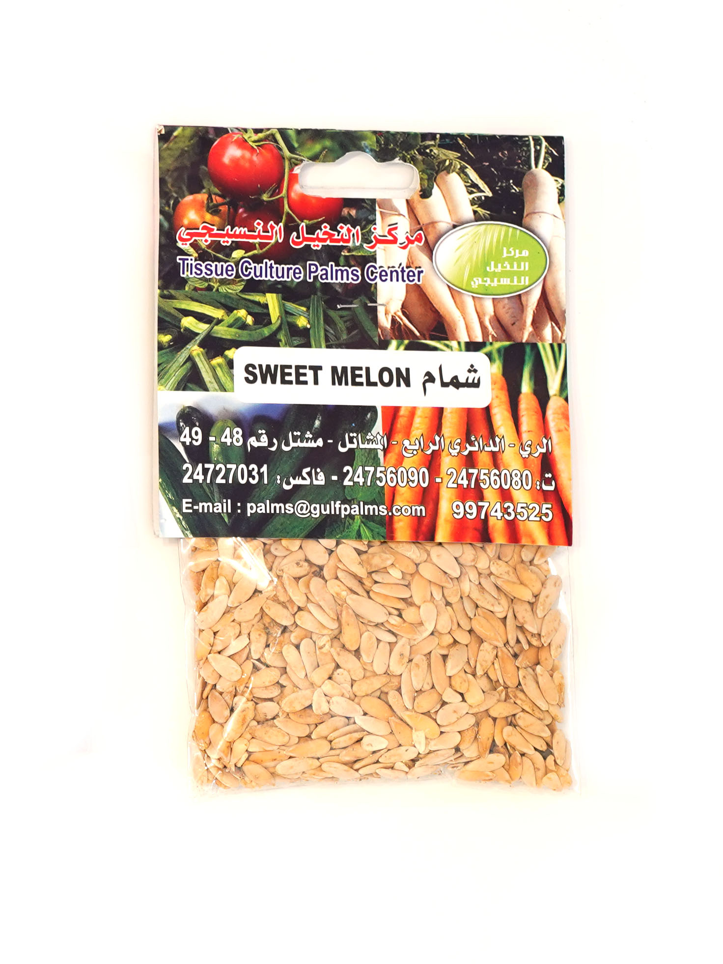 Sweet Melon Seeds Fruits and Vegetables