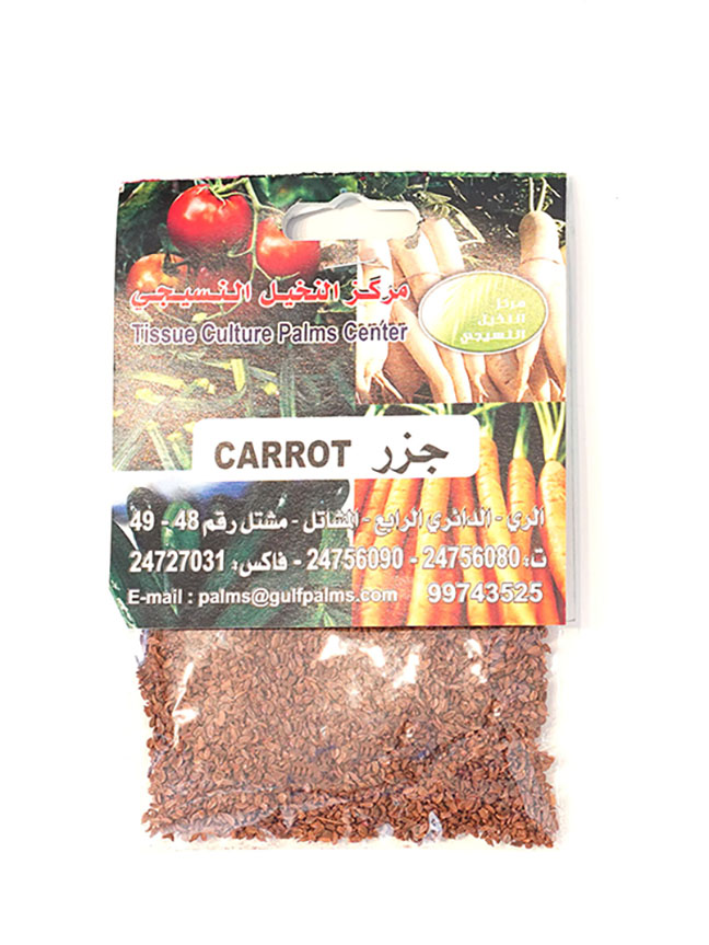 Carrot Seeds Fruits and Vegetables