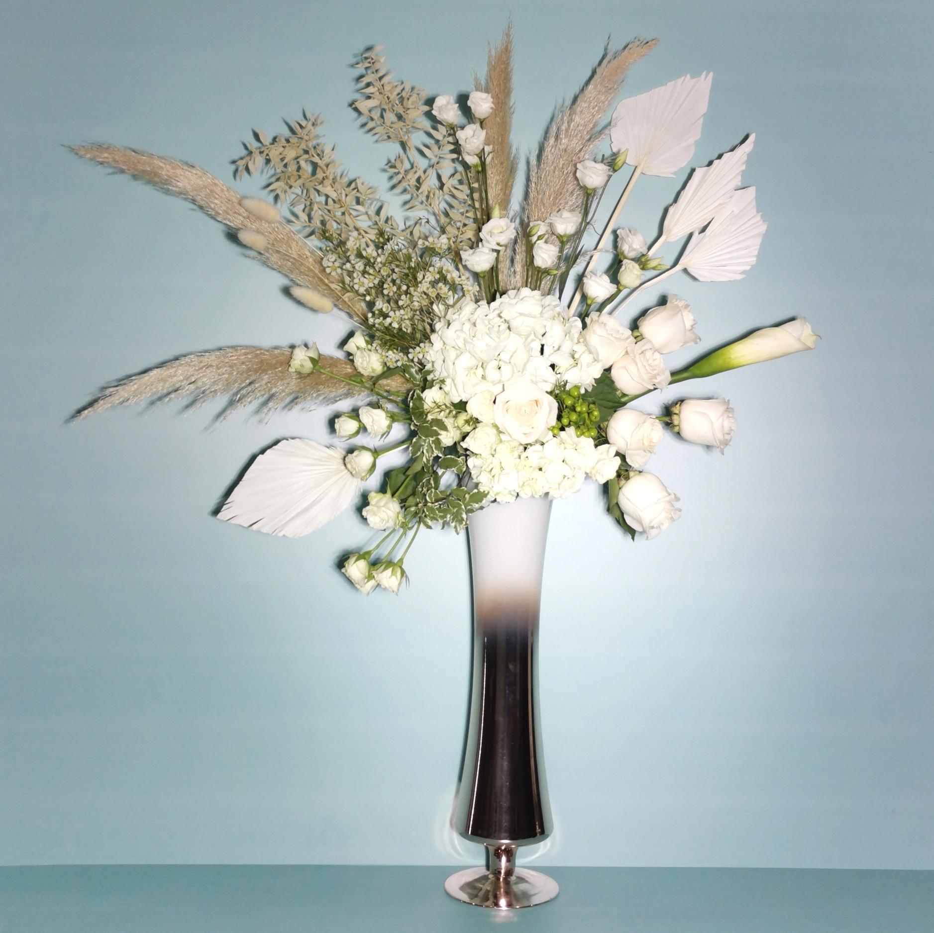 Grand vase Get Well Soon