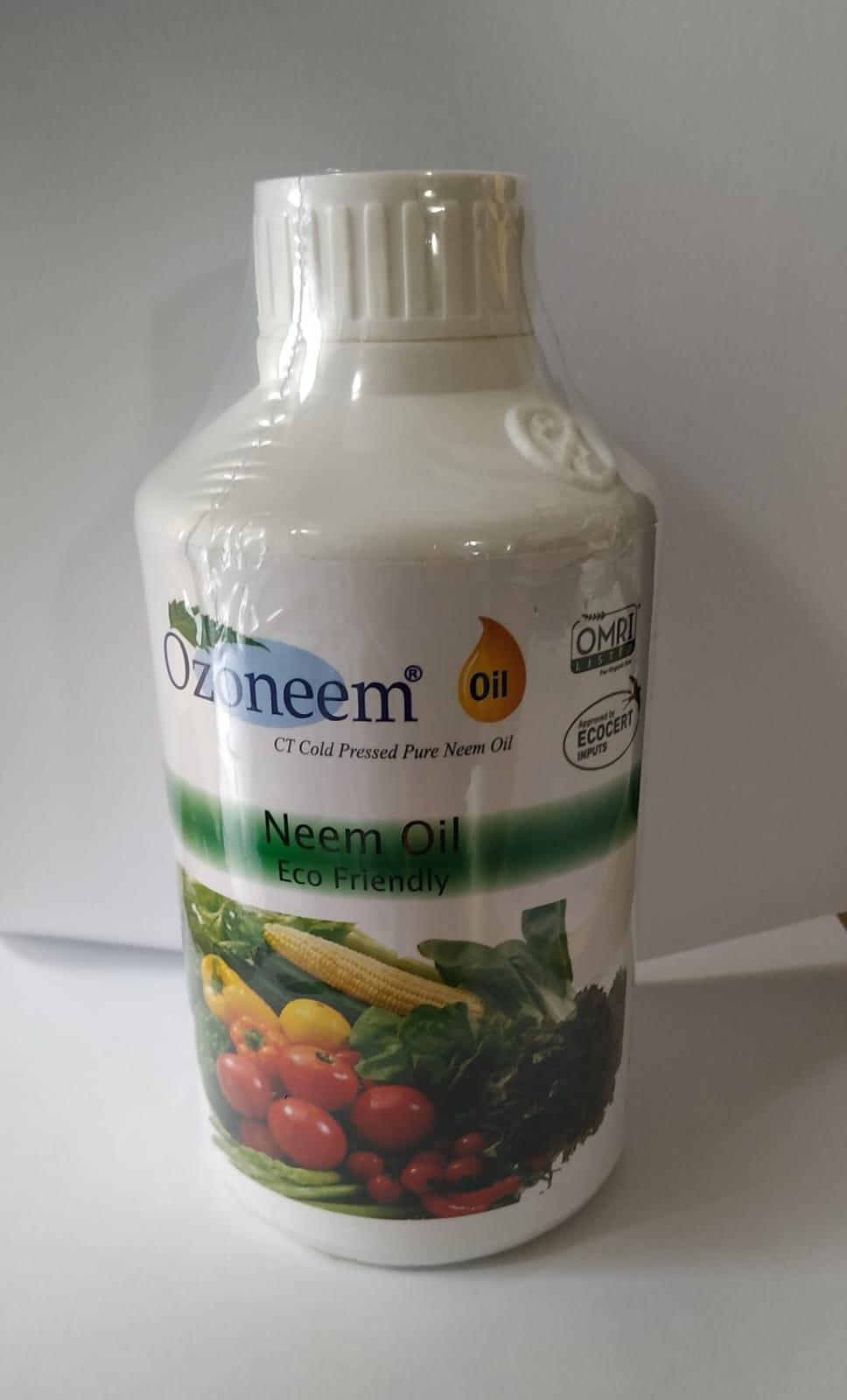 Neem Oil Soil Fertilizer Pesticide