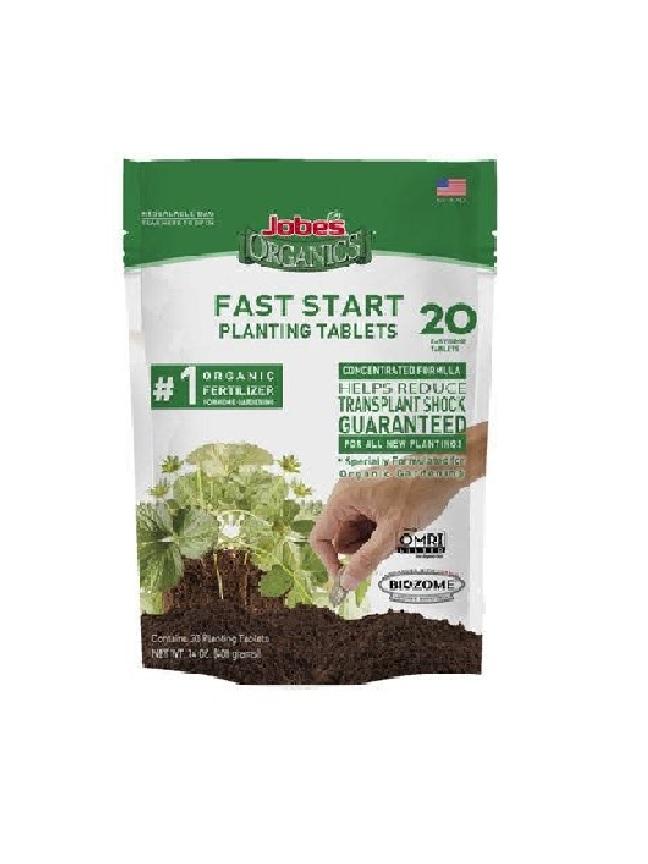 ORGANIC PLANT FOOD TABLETS Soil Fertilizer Pesticide