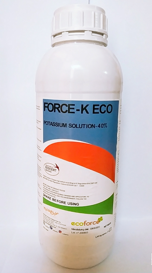 FORCE - K ECO - 1 LTR. 'Soil Fertilizer Pesticide'