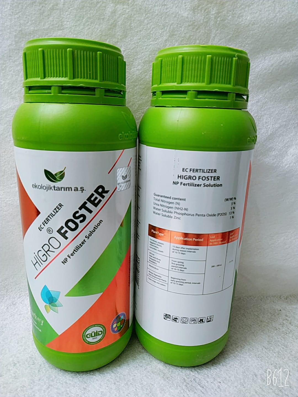 Higro Foster Soil Fertilizer Pesticide