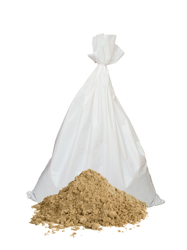 Sand Bag Soil Fertilizer Pesticide