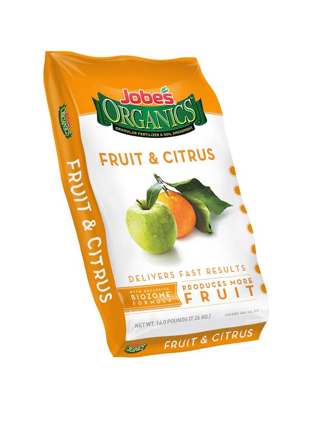 FRUIT & CITRUS GRANULAR Large Soil Fertilizer Pesticide