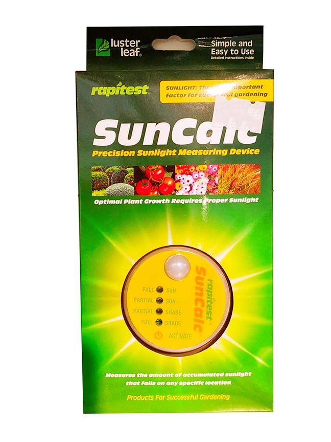 رابيتيست - مقايس دقيق لأشعة الشمس أدوات قياس