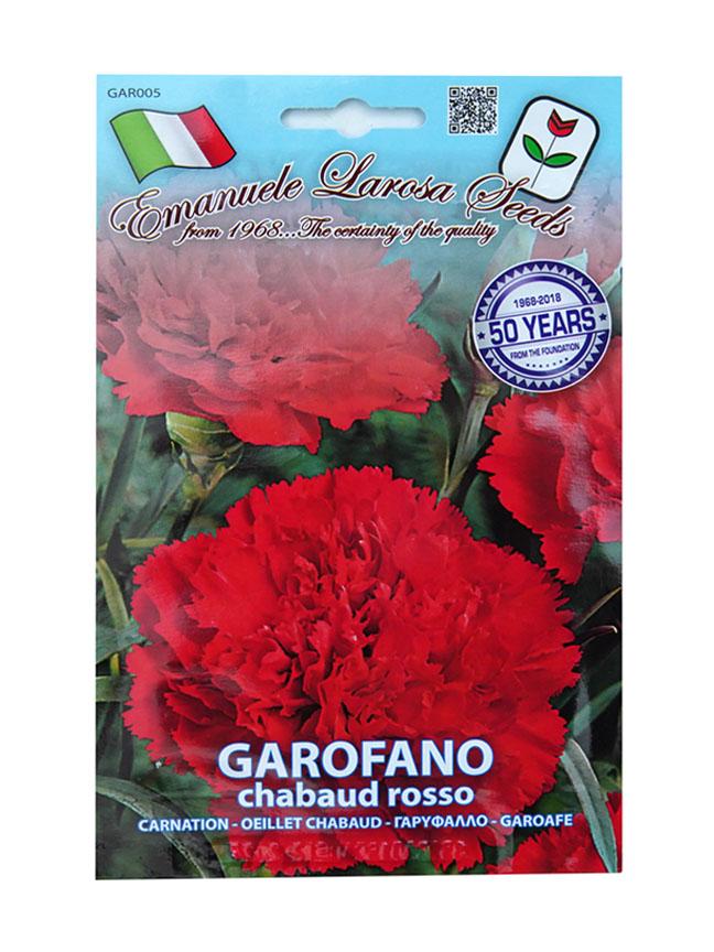 carnation - red Seeds